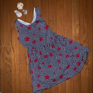 Girl's Gymboree Fourth of July Dress